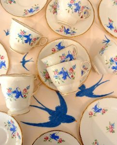 belle illustration avec le thé 09