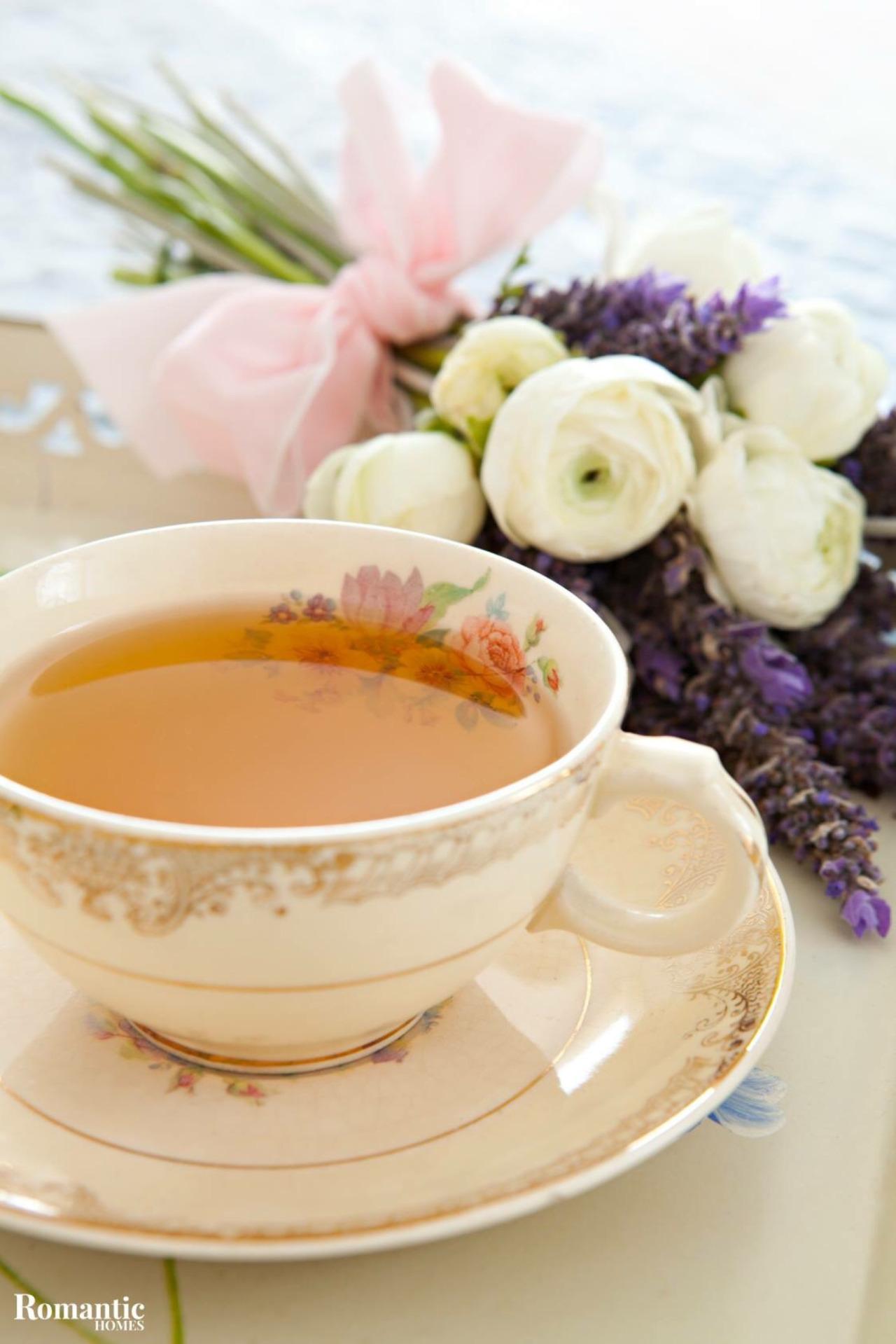 belle illustration avec le thé 20