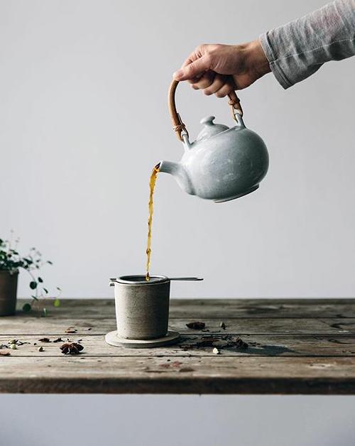 belle illustration avec le thé 30
