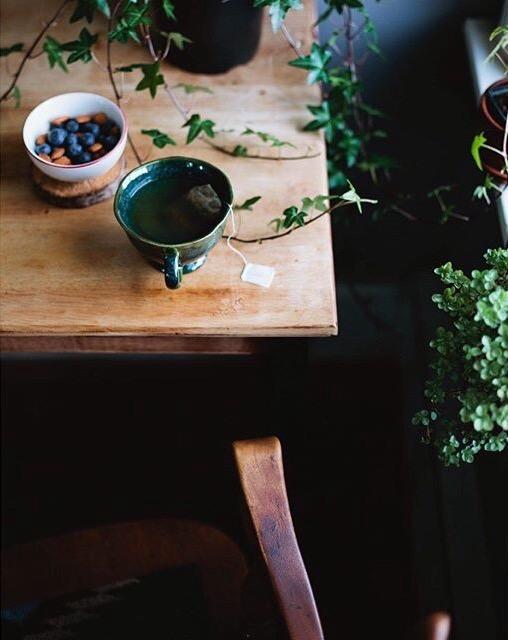 belle illustration avec le thé 35