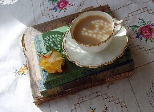 belle illustration avec le thé 36