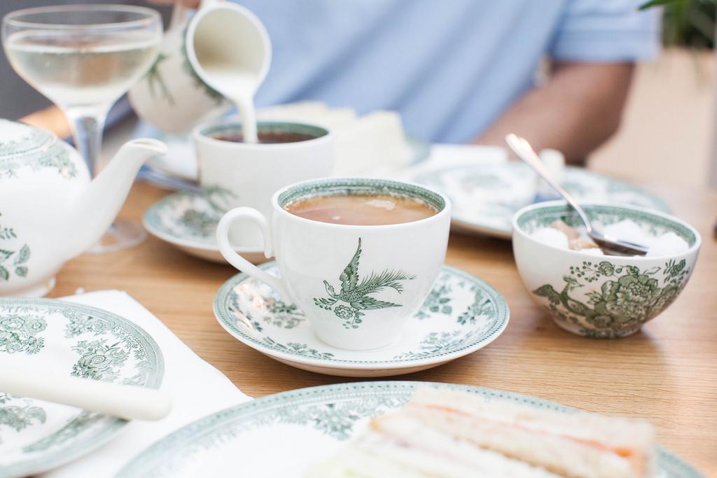 belle illustration avec le thé 39