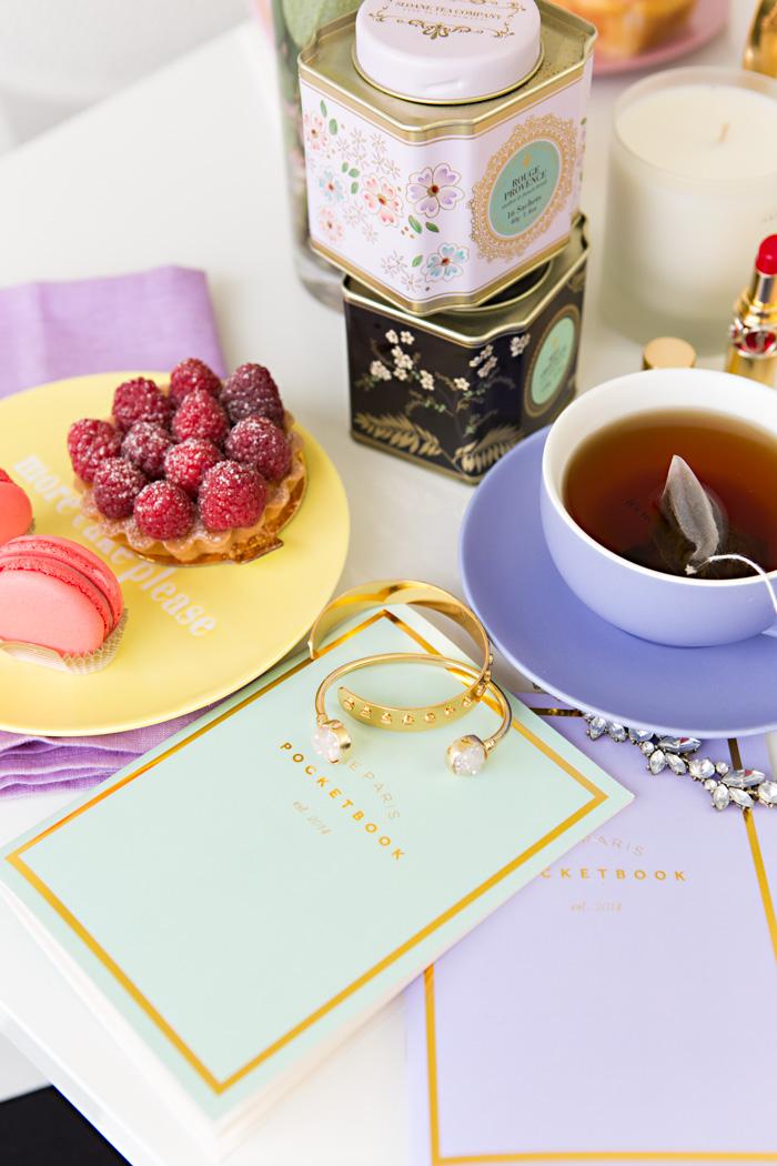 belle image avec du thé 03