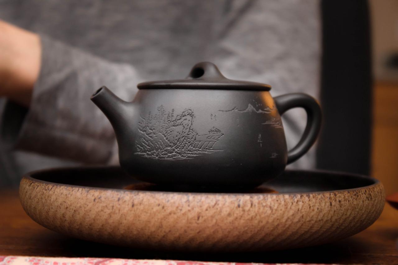 belle image avec du thé 09