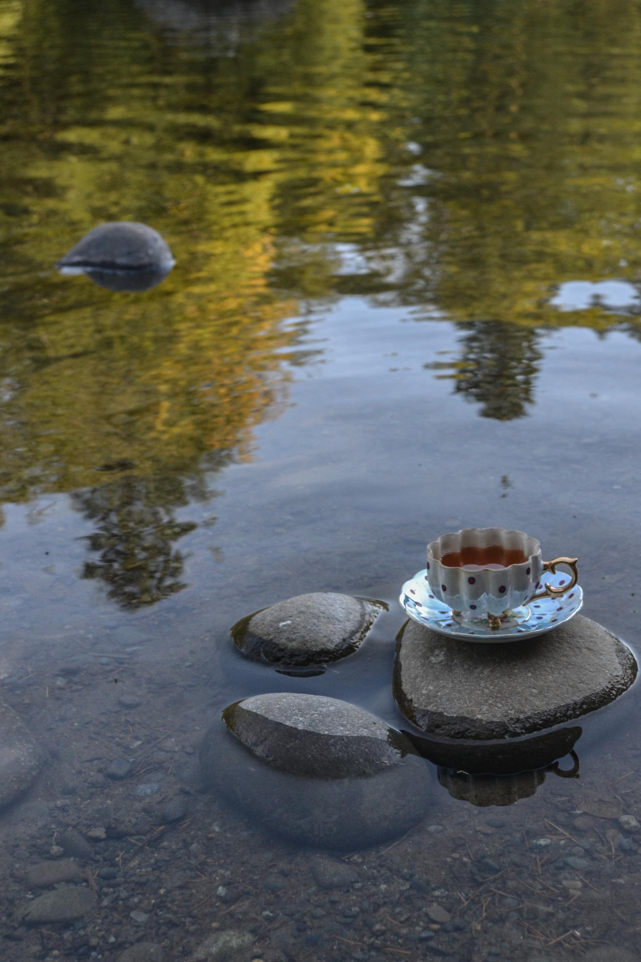 belle image avec du thé 12