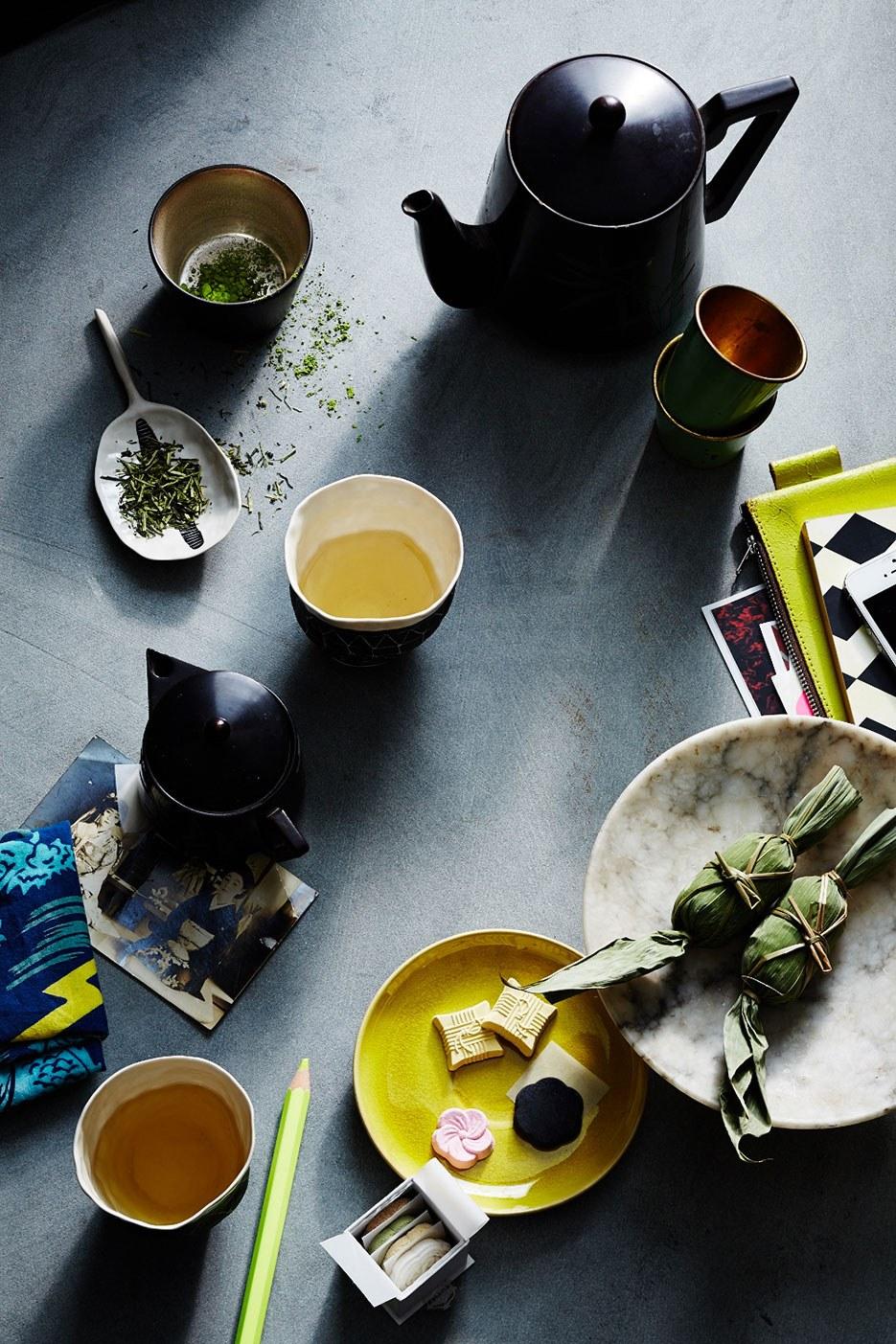 commencer la journée avec une bonne tasse de thé en photo 09