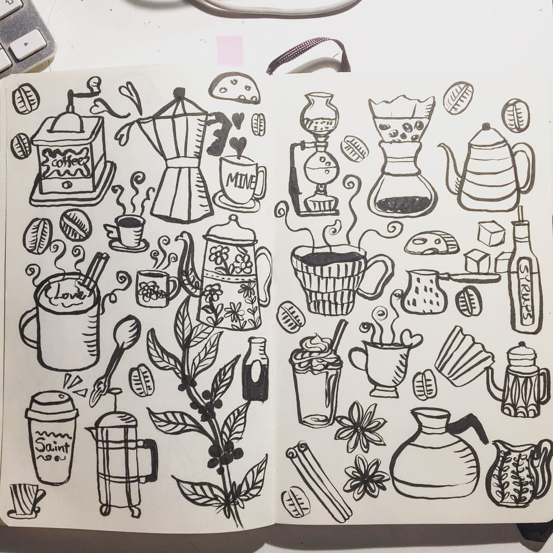 jolie illustration autour du thé 08
