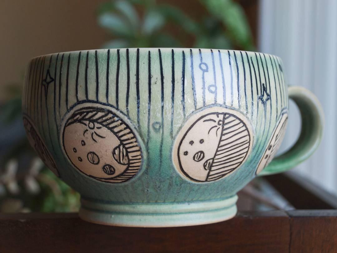 jolie illustration autour du thé 12