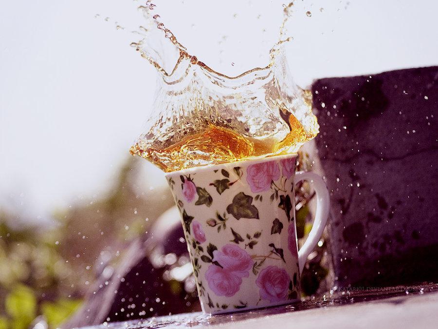 jolie illustration autour du thé 37