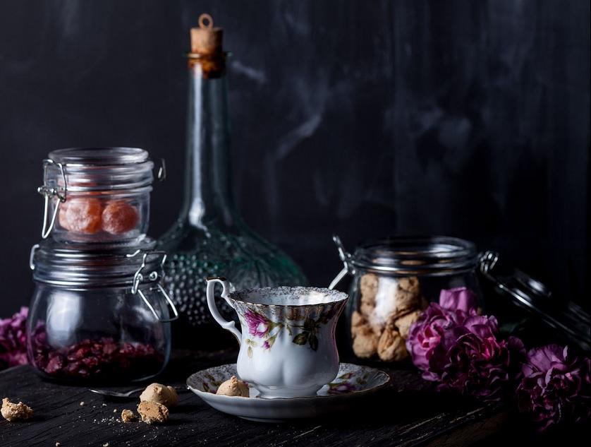 le thé c'est un vrai calin 20 et pas seulement en photo