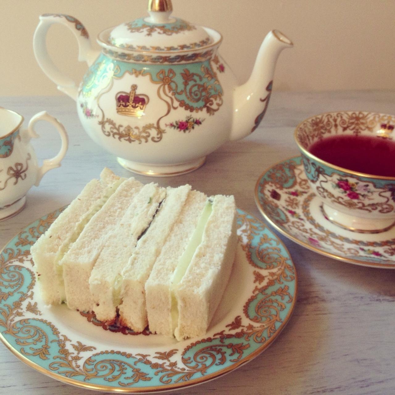 le thé en image à partager 17