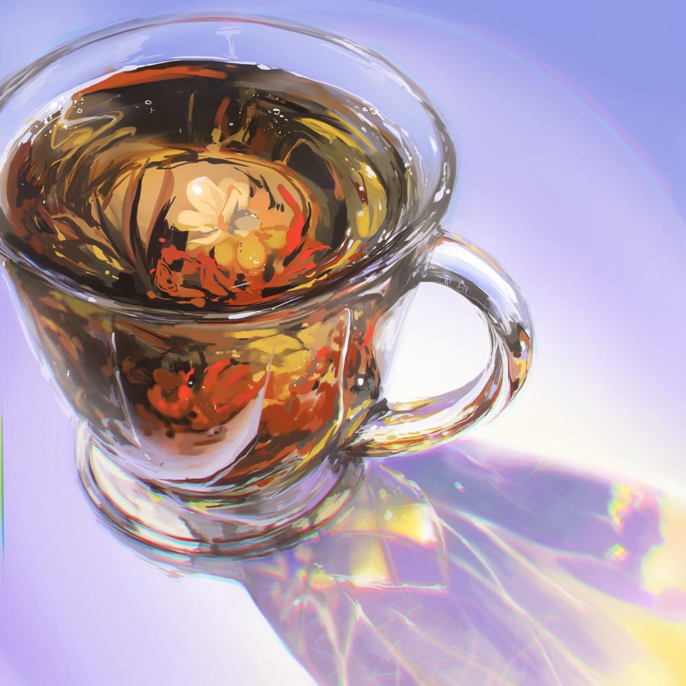 le thé en photo c'est ça aussi 15