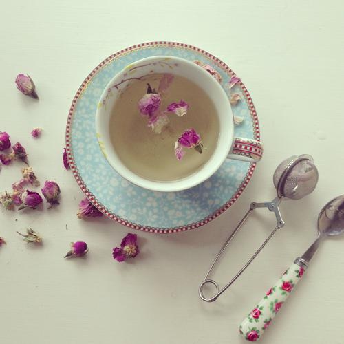 le thé illustré en photo 18