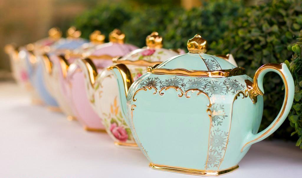 le thé illustré en photo 21
