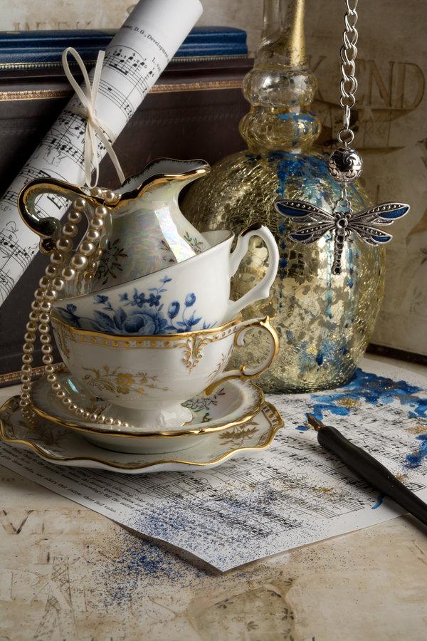 photo qui donne envie de boire du thé 24
