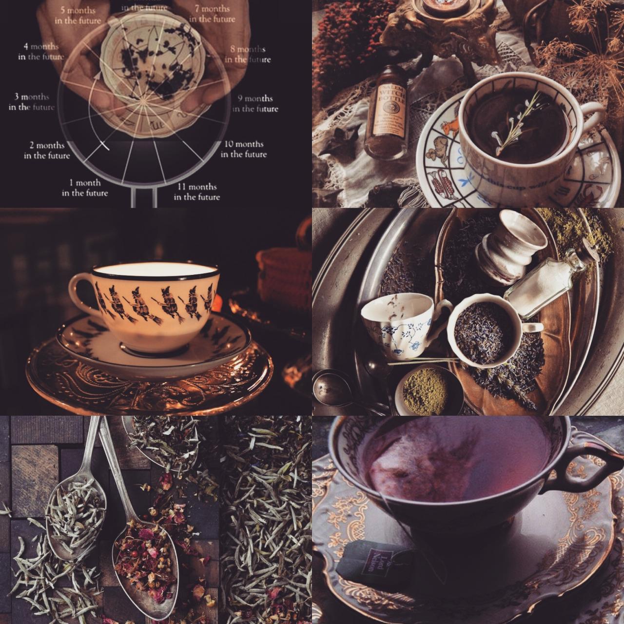 une belle image de thé à partager 37