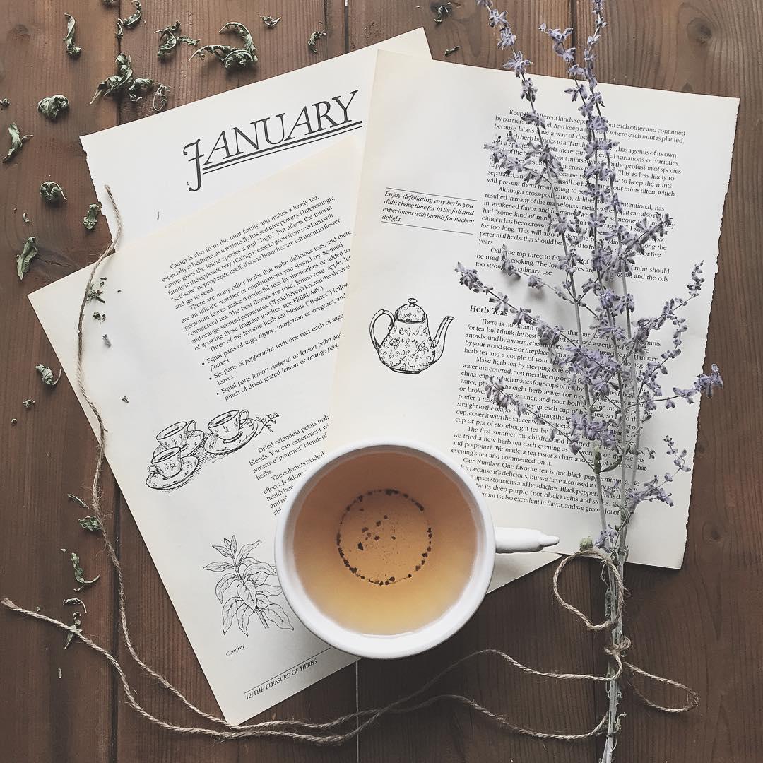 une belle image de thé à partager 39