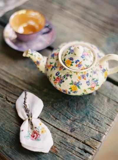 une jolie image de thé illustrée 20