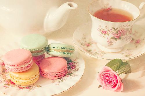 une jolie image de thé illustrée 37