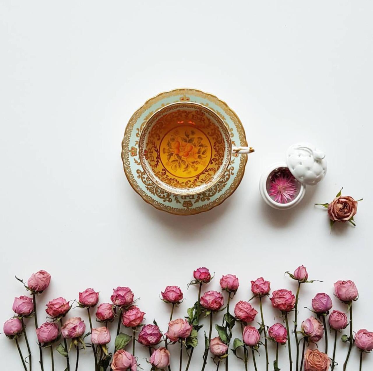 une tasse de thé et ça va mieux 15