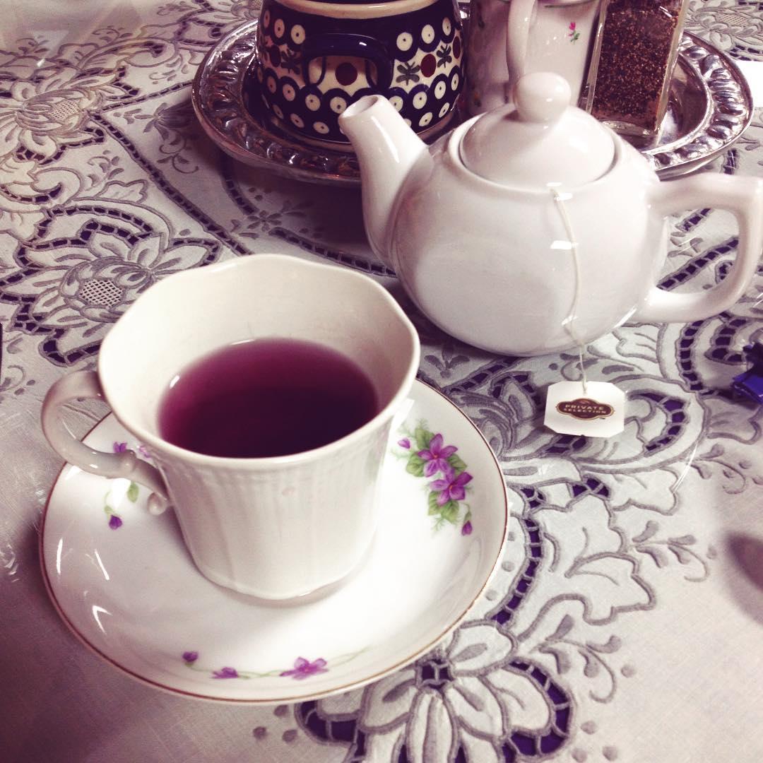 une tasse de thé et ça va mieux 16