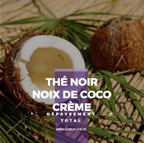 the noir noix de coco