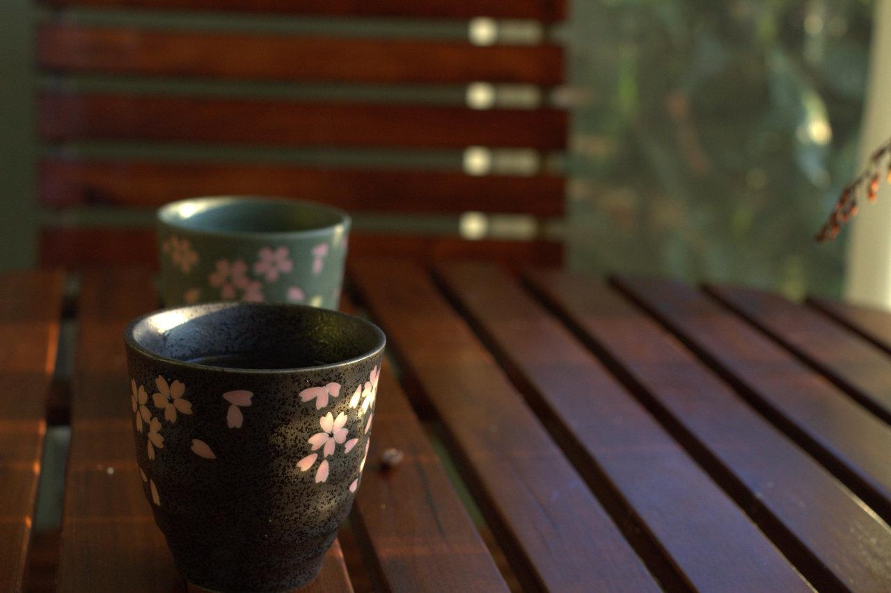 boire un thé en image 82