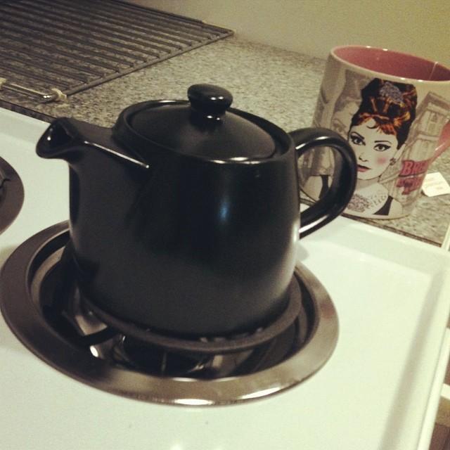comment préparer le thé noir