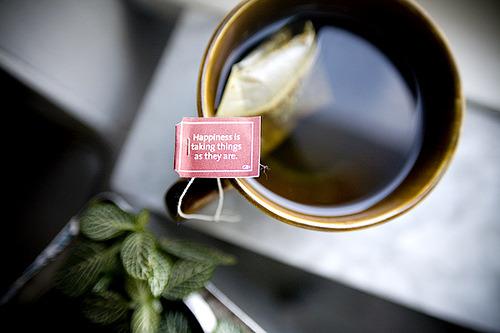 le thé donne le sourire aux stars 41