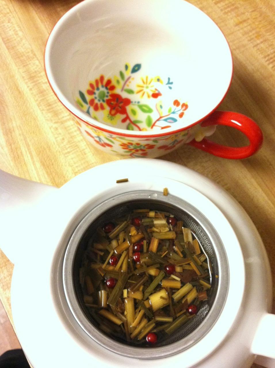 pas besoin d'etre une star pour boire un thé vert 43