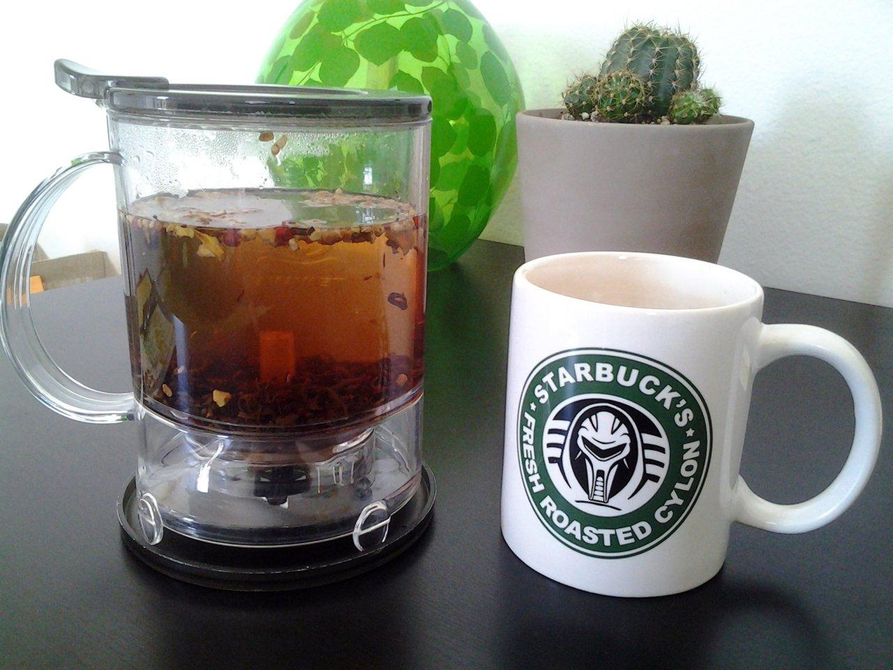 pas besoin d'etre une star pour boire un thé vert 60