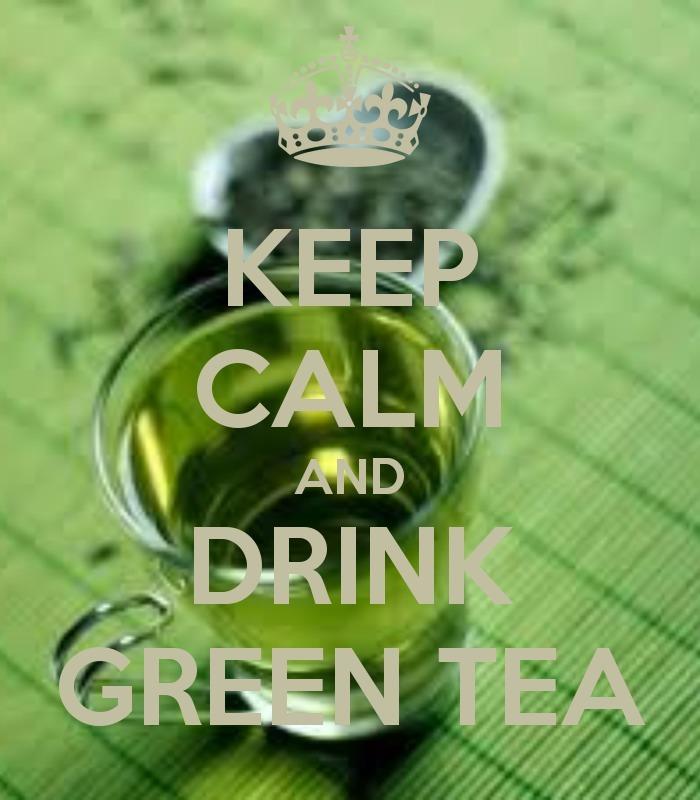 pas besoin d'etre une star pour boire un thé vert 63