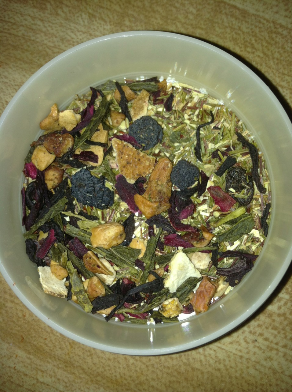 que faire avec du thé périmé