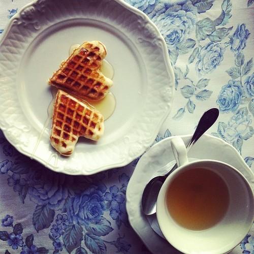thé après repas