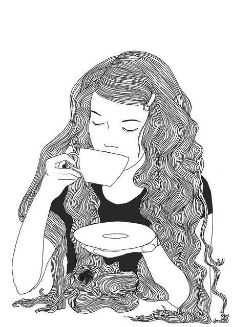 thé blanc caféine