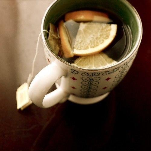 thé detox fait maison