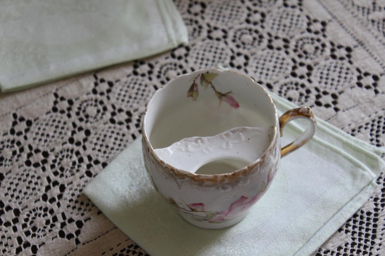thé le soir