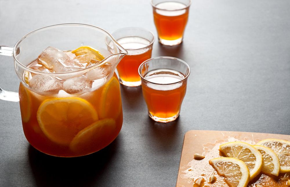 thé noir et citron pour maigrir